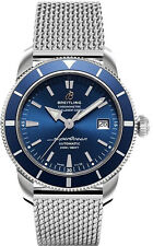 A1732116/C832-154A | NEW BREITLING SUPEROCEAN HERITAGE 42 BLUE DIAL MEN'S WATCH