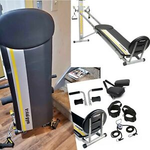 Total Gym FIT with All Accessories Some new TOP of line Series Home Exercise