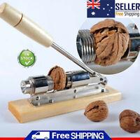 Manual Heavy Duty Rocket Nut Cracker Nutcracker Nut Sheller for Home Kitchen