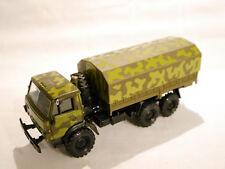 KAMAZ 4310 6x6 military transporter Elecon Novoexport UdSSR USSR CCCP 1:43 BOXED