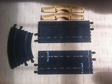 Scalextric Vintage Track Assorted Pieces