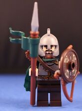 LEGO® LORD OF THE RINGS™ Deluxe ROHAN SOLDIER™ Custom Minifigure + Spear  Ver 3