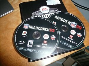 Madden 09 NFL XX 2009 Collector's Edition Head Coach 09 - PS3