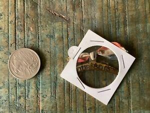 WW1 original Australian tinny Anzac