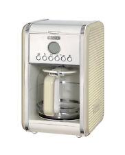 Macchina caffè americano Ariete Vintage filtro beige 4 - 12 tazze 1342 - Rotex