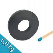Ringmagnet Ø 72,0 x 32,0 x 15,0 mm Y35 Ferrit - hält 6 kg