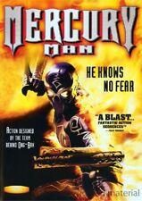 Mercury Man (DVD, 2009) Jinvipa Kheawkunya, Anon Saisangcharn
