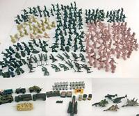 Toy Plastic Soldier Big Lot 250 Vtg Pcs Asst Styles, Diecast Vehicles, Planes