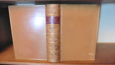 THIERS - HISTORY OF THE FRENCH REVOLUTION GILT CALF 1853 CHARLES DARWIN LINK