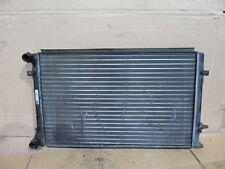VW GOLF MK5 2005 1.6 FSI WATER RADIATOR P/N: 1K0121251P