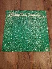 THE PARTRIDGE FAMILY A Christmas Card Vinyl Record LP Bell 6066 VG