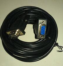 CABLE 9 broches série RS232 mâle/femelle Extension 10M