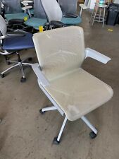 Mesh Chair By Allsteel Clarity In Beige Color
