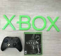 Huge 17inch XBOX Style Video game logo sign
