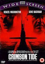 Crimson Tide 1995 DVD Gene Hackman Denzel Washington Tony Brand New and Sealed