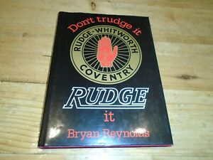 Don't Trudge it Rudge it by Bryan Reynolds.
