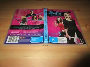 Buffy The Vampire Slayer Season 3 (6 Disc Set) DVD