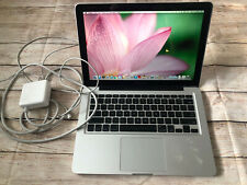 """Apple MacBook Pro 13.3"""" A1278 Core 2 Duo 4GB 250GB Mid-2009 Pwr Cord Excellent"""