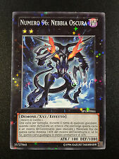 NUMERO 96 NEBBIA OSCURA - SP13 IT031 STARFOIL  ITA YUGIOH YUGI YGO
