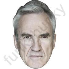 Larry LAMB CELEBRITA 'ATTORE e presentatore CARD Mask-tutte le nostre Maschere sono pre-tagliati!