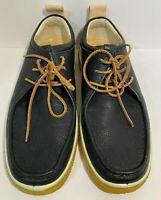 Ecco Crepetray  Casual Sneakers, Men's Size 11 USA / EU 45, Black