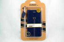 iPhone 6/6s Noble Fine Leather Case Navy