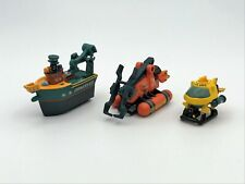 Micro Machines Vintage Exploration Set #3 Deep Sea Discovery Galoob 1996