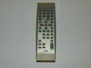 JVC RM-SUXH30R Stereo Hi Fi Remote Control Genuine Original JVC Branded