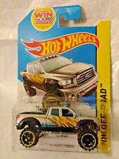 Hot Wheels 2014 HW Off-Road '10 TOYOTA TUNDRA 131/250