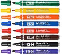 Pentel N50 Permanent Marker Pen 2.0mm Bullet Nib