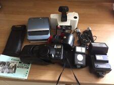 """2 la tecnología de 1 conjuntos de Flash Canon 2 1 """"Trípode 1 Zoom Lente y otros bits"""