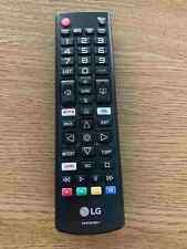 Mando a distancia original TV LG modelo Akb75675311