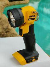 DEWALT DCL040 20V MAX Jobsite LED Flashlight Spotlight New