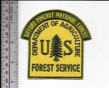 National Forest USFS Washington Gifford Pinchot National Forest Washington State