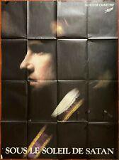 Affiche cinéma Sous le soleil de satan Gérard depardieu (1987)