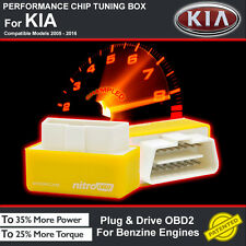 POWER BOX CAR AUTO CHIP TUNING ECU REMAPPING REMAP PERFORMANCE UPGRADE For KIA