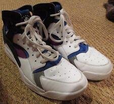 Nike Air Flight Huarache Prem QS Basketball Shoes 686203-100 Size 10