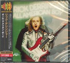 RICK DERRINGER-ALL AMERICAN BOY-JAPAN CD Ltd/Ed B63