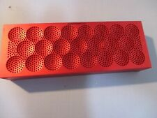 Jawbone Mini Jambox Portable Wireless Bluetooth Speaker - Red