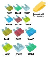 Replacement 12v Mini/Standard Blade Fuse Kit Ford Focus C-Max 2003-2007