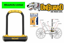 OnGuard Pitbull STD 8003 Bike  Lock  - Sold Secure Gold   LK8003