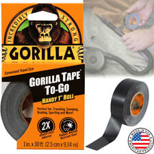 Strong Duct Tape Traveling Waterproof Tubeless Bike Tire Cars Outdoor Camping