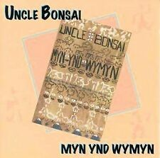Myn Ynd Wymyn; Uncle Bonsai 1992 CD, Satire, Folk, Acoustic, Seattle, Yellow Tai