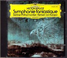 Herbert von KARAJAN: BERLIOZ Symphonie Fantastique DG CD Berliner Philharmoniker