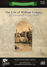 William Cowper Life of the Poet 2 CD Audiobook 18th Century Christian Biography