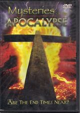 MYSTERIES OF THE APOCALYPSE ARE THE END TIMES NEAR (DVD, 2006)