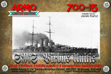 Armo 700-15 1/700 SMS Viribus Unitis - the first Austro-Hungarian dreadnought