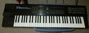 Vintage Roland D-20 Multi Timbral Linear Synthesizer Multi Track Sequencer