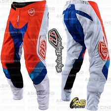 Troy Lee Designs A1 SE Corse Orange White Pants 30 inch Motocross Enduro