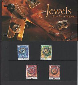 Isle of Man 1999  Jewels of the Manx Language  - Presentation Pack - Ref:5075